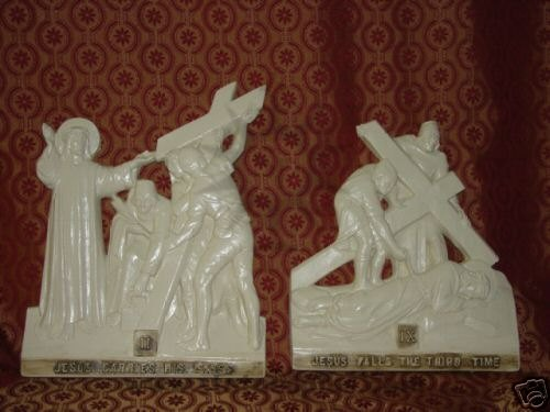 Two Small Stations of the Cross