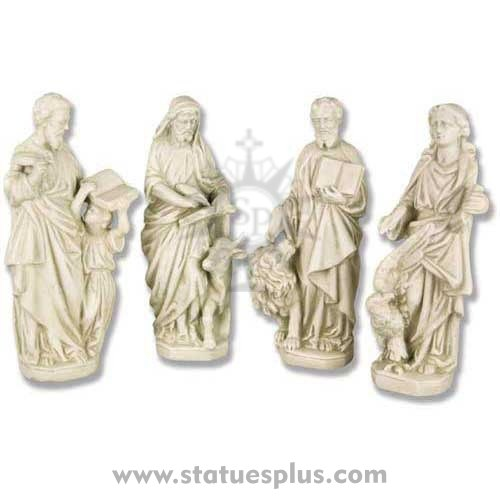 Set of Four Evangelists