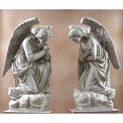 Adoration kneeling Angel set