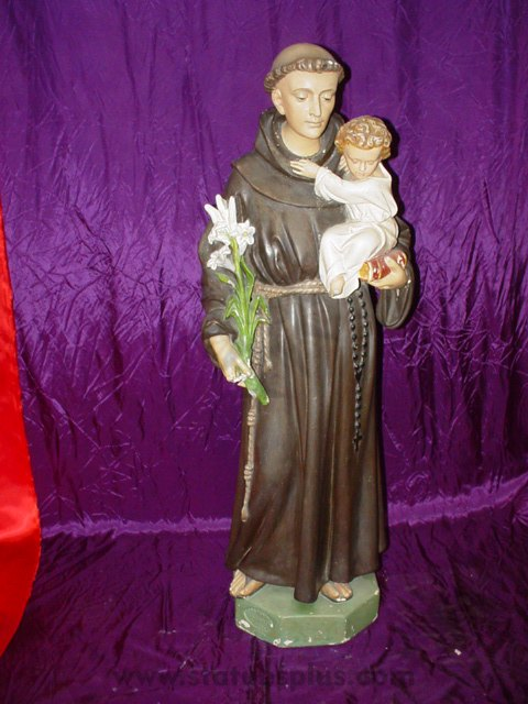 St. Anthony with Christ Child