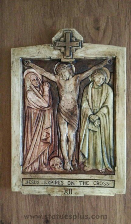 Chapel Sized Station of the Cross