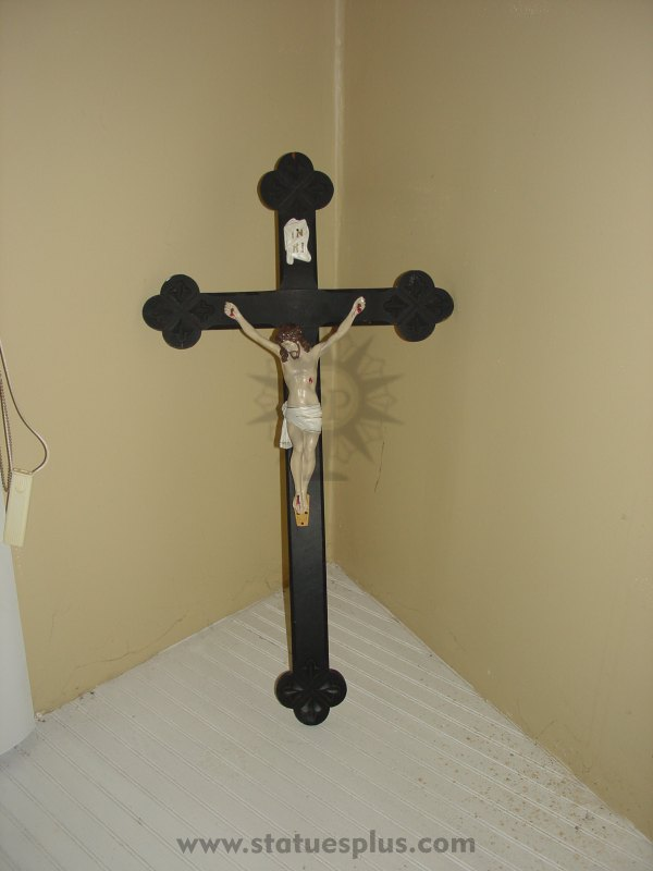 Chapel size crucifix