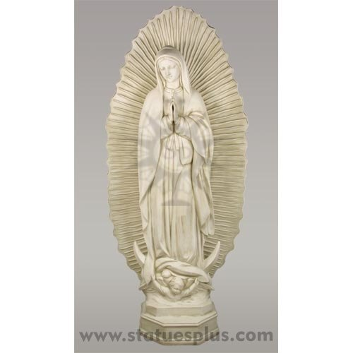 Our lady of Guadalupe statue