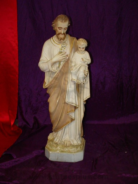 St. Joseph with Jesus