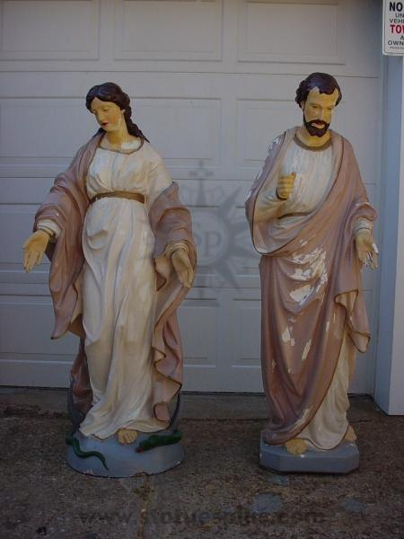 Mary and Joseph Pair