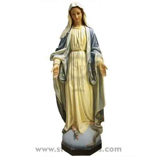 Mary with Hands Outstretched
