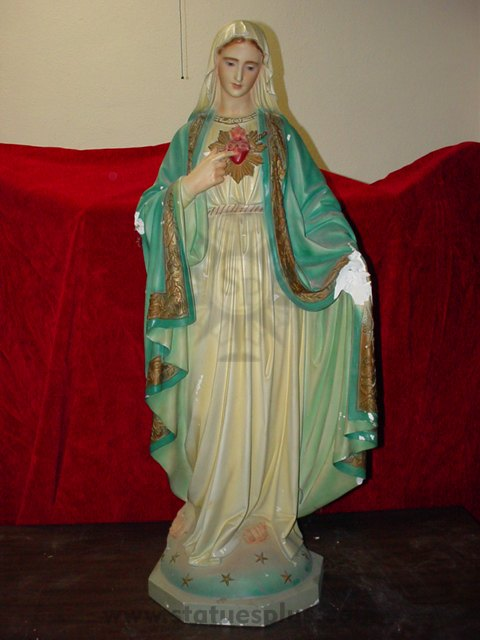 Daprato Immaculate Heart of Mary