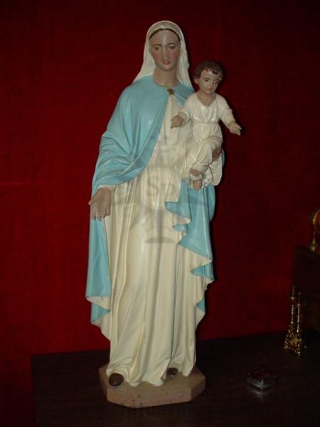 Mary with Christ Child