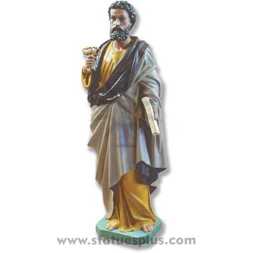 New St. Peter Statue