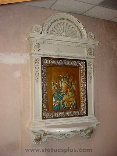 Our Lady of Perpetual Help Relief