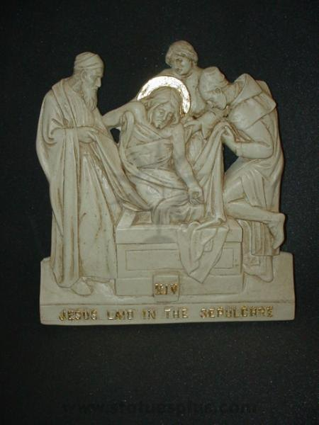 Relief Stations of the Cross