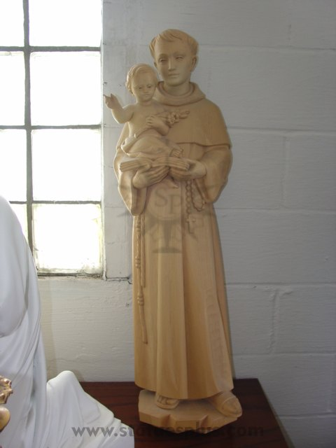 Wood St. Anthony Relief