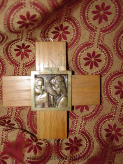 Small Bronze Stations of the Cross
