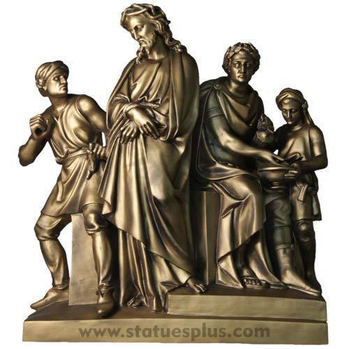 3 Dimensional Stations of the Cross – Set